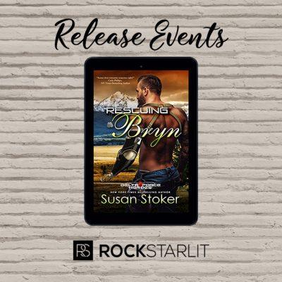 Susan Stoker – Rescuing Bryn