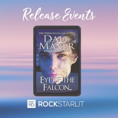 Dale Mayer – Eye of the Falcon: A Psychic Vision Novel