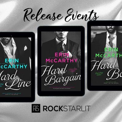 Erin McCarthy – Bad Boys Online Series Release