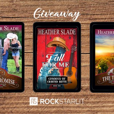 Giveaway with Heather Slade