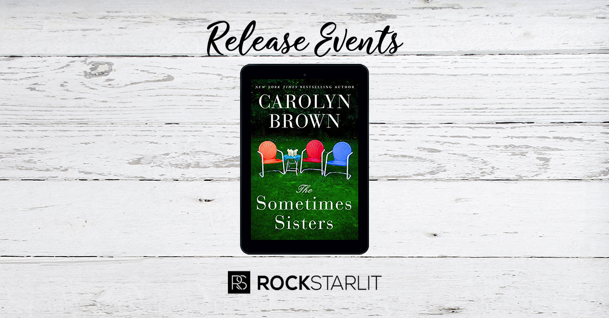 Carolyn Brown – The Sometimes Sisters
